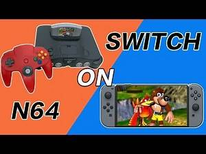Testing 48 Nintendo 64 Games On Switch Running Android,N64 Emulator And Retroarch Test