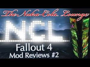 Fallout 4 Mods: Longer Lines, Glowing Goodies and Better Beds | NCL Mod Reviews #2