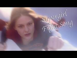 Supergirl - Fight Song Music Video - CBS Network