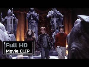 Harry Potter and the Philosopher's Stone (2001) - Movie CLIP #53 : Wizard's Chess #1
