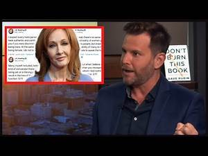 """Dave Rubin On JK Rowling's Latest Book Backlash   """"SHE'S DONE NOTHING WRONG!"""""""