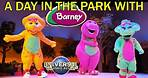 A Day in the Park with Barney (FULL SHOW) - Universal Studios Florida