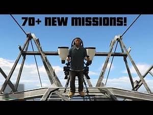 GTA 5's New 70 Story Mode Missions