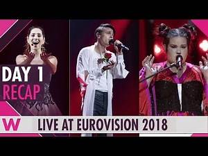 Eurovision 2018: First rehearsals winners & losers Day 1 (Review) | wiwibloggs
