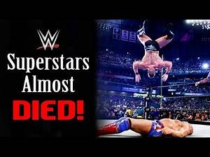 5 WWE Superstars Who Almost Died In The Ring