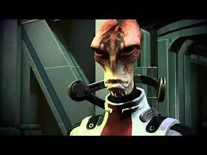 Mass Effect 3: Mordin's Death - Renegade