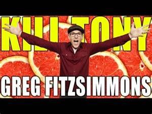 KILL TONY #517 - GREG FITZSIMMONS
