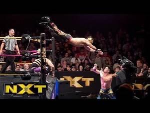 TJ Perkins & Kota Ibushi vs. Lince Dorado & Mustafa Ali – Dusty Classic: WWE NXT, 26. Oktober 2016