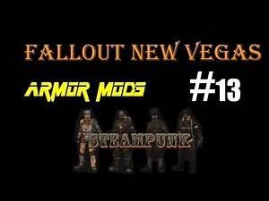 Fallout New Vegas Armor Mods: Steampunk Armors