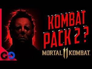 Morta Kombat 11 Kombat Pack 2 FILTRADO!? // Michael Myers, Havik y Takeda?