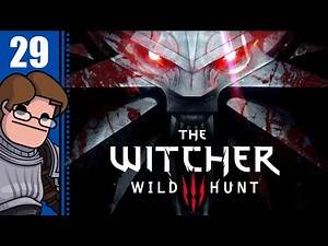 Let's Play The Witcher 3: Wild Hunt Part 29 - Contract: The Merry Widow, Griffin Swords