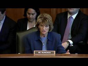 Senator Murkowski Questions Witnesses on Staffing the Office of Indian Energy Alaska Office