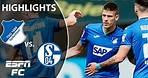 Kramaric scores wonderful free kick as Hoffenheim defeats Schalke   ESPN FC Bundesliga Highlights