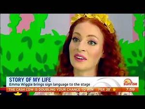 The Wiggles Bring AUSLAN To Big Show - Sunrise - 2nd December, 2016