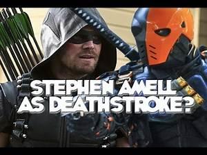 [Deathstroke] Lets Fancast This Guy! - Lets Talk!