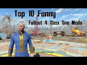 Top 10 Funny Fallout 4 Mods Xbox One (XB1) #Fallout4 #Fallout4Mods #Fallout4Top10