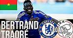 Bertrand Traoré skills and goals Chelsea loan player - HD