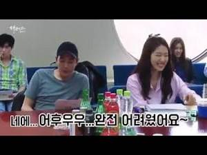Park Shin Hye and Kim Rae Won meet up for their first Doctor Crush script reading