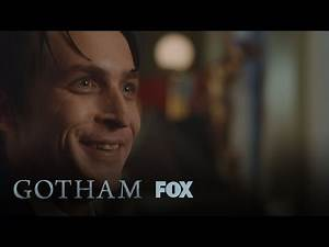Theo And Penguin Have A Discussion | Season 2 Ep. 4 | GOTHAM