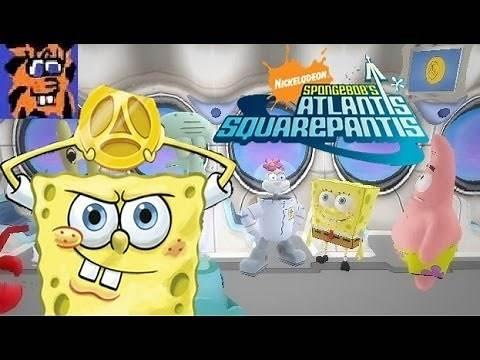 SpongeBob SquarePants: Atlantis SquarePantis video game review