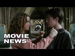 J.K. Rowling Says Harry Potter Should Have Ended Up with Hermione