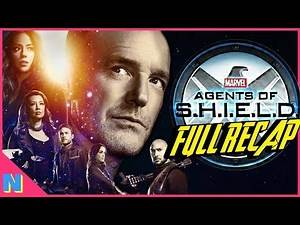 Agents of Shield COMPLETE Story Explained! (Seasons 1-5 Recap)