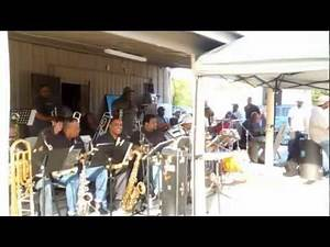 """Kashmere """"Reunion"""" Stage Band Lincoln Park"""