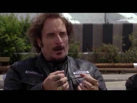 Sons of Anarchy Re-cut as a Gay Romantic Comedy (Explicit)