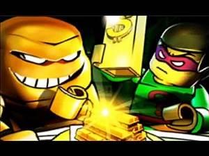 LEGO Batman: The Videogame (DS) - Villains Story Part 1 - Gotham Streets