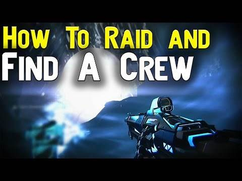 How To Raid - Find A Group Or A Crew | Destiny Tips