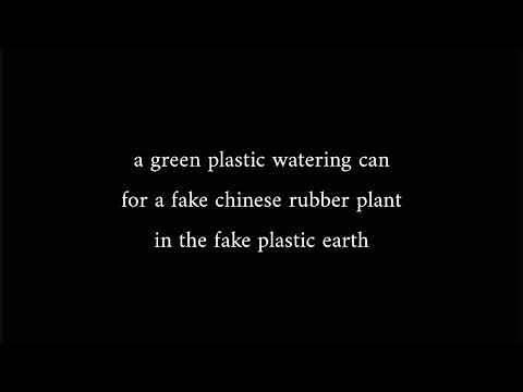 Radiohead - Fake Plastic Trees (with lyrics)