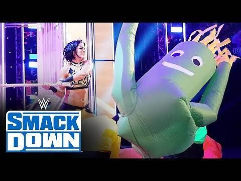New-look Bayley destroys the Bayley Buddies: SmackDown, Oct. 11, 2019