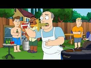 American Dad Moments- Francine Made Roger And Klaus Excited At The Fantasy Party