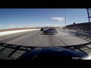 Road rage - Brake check gone bad
