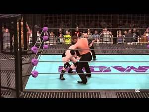 WWE ECW Universe mode. Episode 1: Elimination Chamber