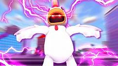 GIANT CHICKEN BOSS FIGHT IN MAD CITY!!