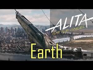 Alita Battle Angel - GUNNM: Earth (Major Comic Spoilers)