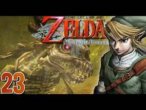 LET IT RIP, DARK SOULS! Let's Play The Legend of Zelda: Twilight Princess HD w/ ShadyPenguinn [23]