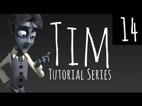 Tim - Pt 14 - Rigify Generate Rig