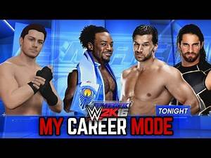 "WWE 2K16 My Career Mode - Ep. 113 - ""HANDICAP!! AGAINST ALL ODDS!!"""