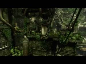Tomb Raider Underworld Lara Croft video game