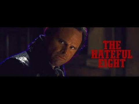 The Hateful Eight Hilarious Scene (HD) - Walton Goggins, Samuel L. Jackson (2015)