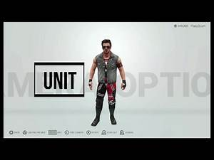 WWE 2K19 CAW SHOWCASE EPISODE 2 - WWE CREATE A SUPERSTAR