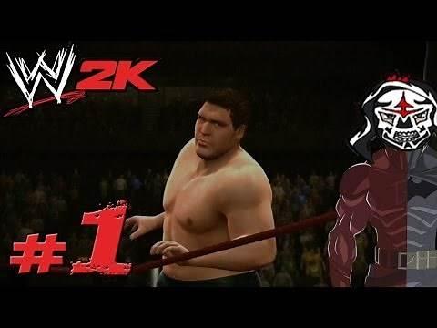 WWE 2K14 30 Years Of Wrestlemania #1 (Body Slam Challenge)