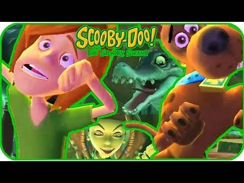 Scooby-Doo! and the Spooky Swamp All Cutscenes | Full Game Movie (Wii, PS2)