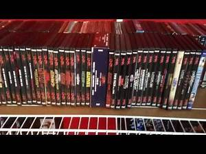 TNA DVD collection 2016