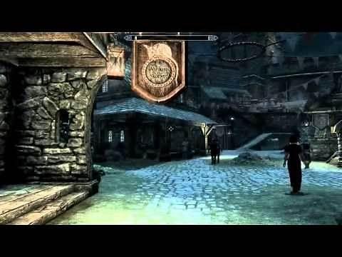 How to Start Dark Brotherhood Questline-Skyrim