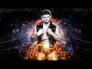 Cody Rhodes 10th WWE Theme Song For 30 minutes - Smoke and Mirrors(V2)