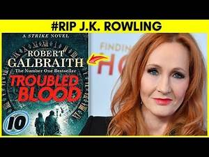 Why #RIPJKRowling is Trending