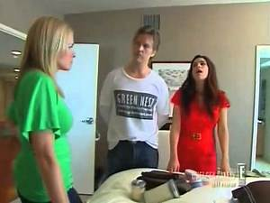 Chelsea Lately Goes Green with Ron & Lisa Beres, The Healthy Home Dream Team